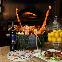 Cape Cod Style with an Italian Touch