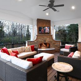 Exterior Design for Outdoor Living