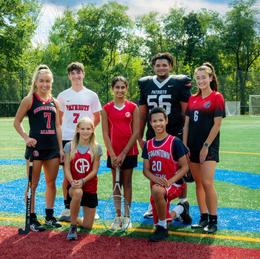 Athletics + Academics = Lessons for Life