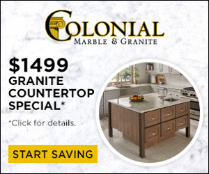 Colonial Square Tax Banner