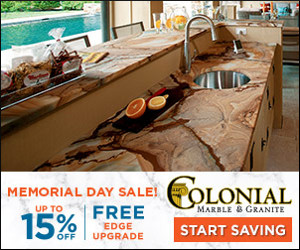 Colonial Marble Memorial Day 2018 SQUARE