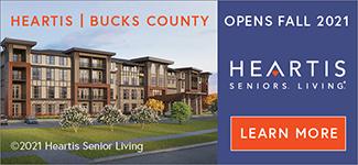 Heartis Senior Living Bucks County -- Feb 21