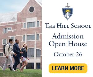 Hill School -- Aug 19